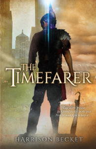 Timefarer Book Cover